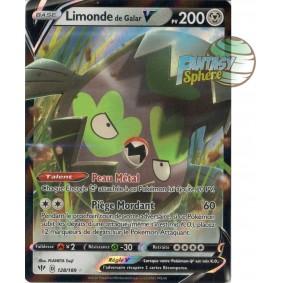 Limonde de Galar V - 128/189 EB03 Ténèbres Embrasées Carte à l'unité Pokemon