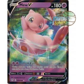 Mew V - 69/189 EB03 Ténèbres Embrasées Carte à l'unité Pokemon