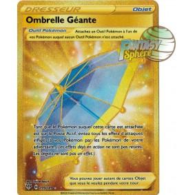 Ombrelle Géante - 199/189 EB03 Ténèbres Embrasées Carte à l'unité Pokemon