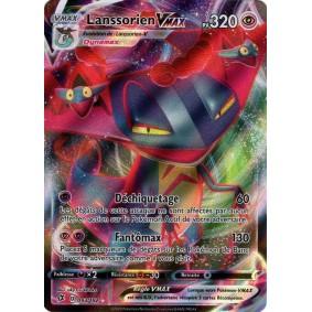 Lanssorien VMAX - Ultra Rare 093/192 EB02 Clash des Rebelles Carte à l'unité Pokemon