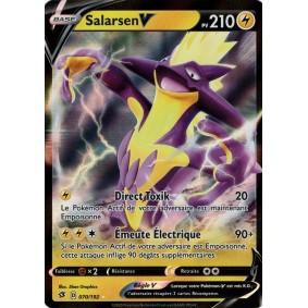 Salarsen V - Ultra Rare 070/192 EB02 Clash des Rebelles Carte à l'unité Pokemon