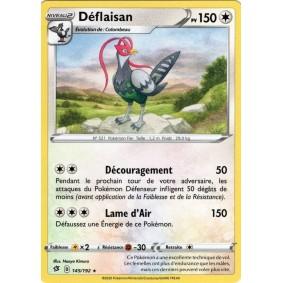Déflaisan - Reverse 145/192 EB02 Clash des Rebelles Carte à l'unité Pokemon
