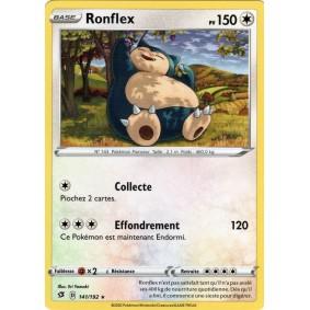 Ronflex - Reverse 141/192 EB02 Clash des Rebelles Carte à l'unité Pokemon