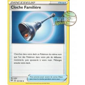 Cloche Familiére - Peu Commune 161/189 EB02 Clash des Rebelles Carte à l'unité Pokemon