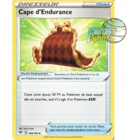 Cape d'Endurance - Peu Commune 160/189 EB02 Clash des Rebelles Carte à l'unité Pokemon