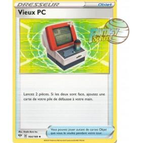 Vieux PC - Peu Commune 164/189 EB02 Clash des Rebelles Carte à l'unité Pokemon