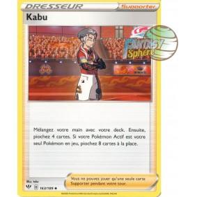 Kabu - Peu Commune 163/189 EB02 Clash des Rebelles Carte à l'unité Pokemon