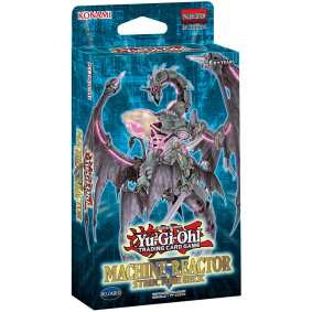 *US Print SEALED* Yu-Gi-Oh! - Structure Deck - Machine Reactor - Unlimited