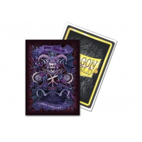 """Dragon Shield-Art Sleeves Brushed """"Saturion's Coat of Arms"""""""