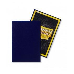 Dragon Shield Small Sleeves - Matte Night Blue (60)