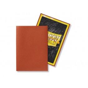 Dragon Shield Small Sleeves - Matte Copper (60)