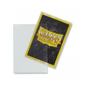 Dragon Shield Small Sleeves - Matte Clear (60)