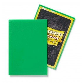 Dragon Shield Small Sleeves - Matte Apple Green (60)